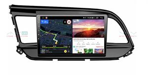 Штатная магнитола VAYCAR 09V6 для Hyundai Elantra 2018+ на Android 10.0