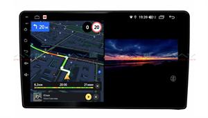 Штатная магнитола VAYCAR 09V3 для Hyundai Starex H1 2007-2016 на Android 10.0
