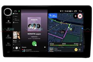 Штатная магнитола VAYCAR 09V4R для Hyundai Starex H1 2007-2016 на Android 10.0