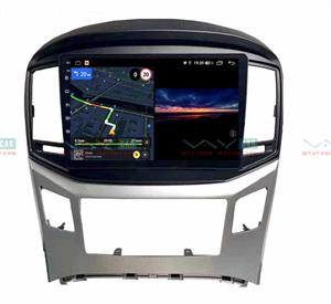 Штатная магнитола VAYCAR 09V3 для Hyundai H1 Starex II 2016-2020 на Android 10.0