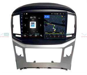 Штатная магнитола VAYCAR 09V4 для Hyundai H1 Starex II 2016-2020 на Android 10.0