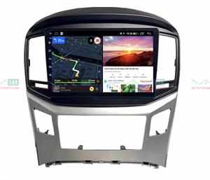 Штатная магнитола VAYCAR 09V6 для Hyundai H1 Starex II 2016-2020 на Android 10.0