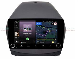 Штатная магнитола VAYCAR 10V4R для Hyundai ix35, Tucson II 2010-2015 на Android 10.0