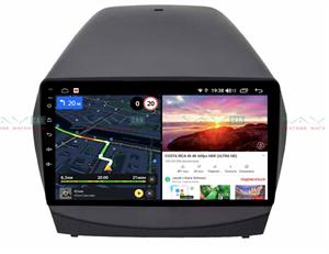 Штатная магнитола VAYCAR 10V6 для Hyundai ix35, Tucson II 2010-2015 на Android 10.0