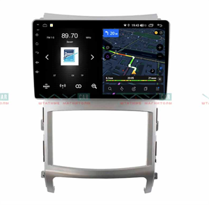 Штатная магнитола VAYCAR 09V4D 1DIN для Hyundai ix55 2008-2013 на Android 10.0