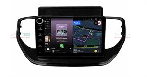 Штатная магнитола VAYCAR 09V4R для Hyundai Solaris 2020+ на Android 10.0