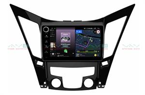 Штатная магнитола VAYCAR 09V4R для Hyundai Sonata VI (YF) 2009-2014 на Android 10.0
