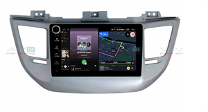 Штатная магнитола VAYCAR 09V4R для Hyundai Tucson III 2015-2018 на Android 10.0