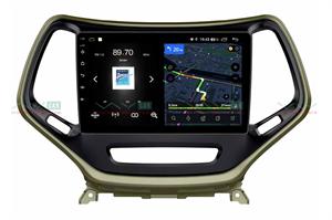 Штатная магнитола VAYCAR 10V4 для Jeep Cherokee IV (WK2) 2013-2017 на Android 10.0