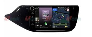 Штатная магнитола VAYCAR 09V4R для Kia Ceed II 2012-2018 на Android 10.0