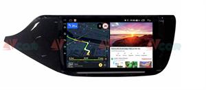 Штатная магнитола VAYCAR 09V6 для Kia Ceed II 2012-2018 на Android 10.0