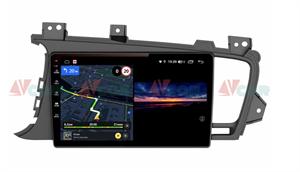 Штатная магнитола VAYCAR 09V3 для Kia Optima III 2010-2013 на Android 10.0