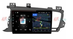 Штатная магнитола VAYCAR 09V4 для Kia Optima III 2010-2013 на Android 10.0