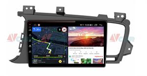 Штатная магнитола VAYCAR 09V6 для Kia Optima III 2010-2013 на Android 10.0