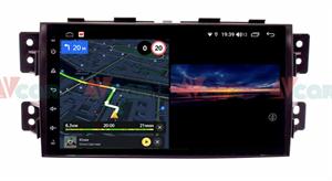Штатная магнитола VAYCAR 09V3 для Kia Mohave I 2008-2018 на Android 10.0