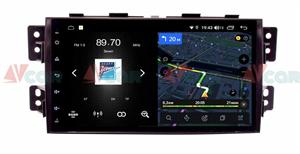 Штатная магнитола VAYCAR 09V4 для Kia Mohave I 2008-2018 на Android 10.0
