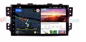 Штатная магнитола VAYCAR 09V6 для Kia Mohave I 2008-2018 на Android 10.0