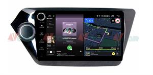 Штатная магнитола VAYCAR 09V4R для Kia Rio III 2011-2017 на Android 10.0