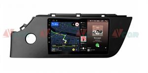 Штатная магнитола VAYCAR 09V4 для KIA Rio IV 2020+ на Android 10.0