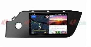 Штатная магнитола VAYCAR 09V6 для KIA Rio IV 2020+ на Android 10.0