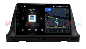 Штатная магнитола VAYCAR 10V4D 1DIN для Kia Seltos 2019-2021 на Android 10.0