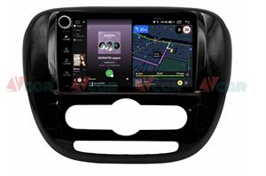 Штатная магнитола VAYCAR 09V4R для KIA Soul II 2013-2019 на Android 10.0