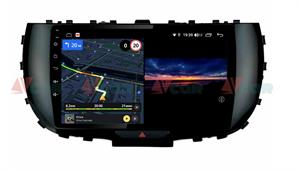 Штатная магнитола VAYCAR 09V3 для Kia Soul III 2019-2020 на Android 10.0
