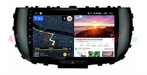 Штатная магнитола VAYCAR 09V6 для Kia Soul III 2019-2020 на Android 10.0