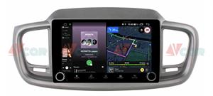 Штатная магнитола VAYCAR 10V4R для Kia Sorento III Prime 2015-2020 на Android 10.0