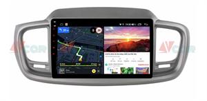Штатная магнитола VAYCAR 10V6 для Kia Sorento III Prime 2015-2020 на Android 10.0