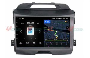 Штатная магнитола VAYCAR 09V4 для KIA Sportage III 2010-2016 на Android 10.0