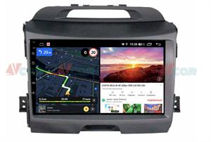 Штатная магнитола VAYCAR 09V6 для KIA Sportage III 2010-2016 на Android 10.0