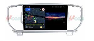 Штатная магнитола VAYCAR 09V3 для KIA Sportage IV 2016-2018 на Android 10.0