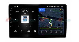 Штатная магнитола VAYCAR 09V4 для Lada Granta I 2011-2019 на Android 10.0
