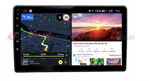 Штатная магнитола VAYCAR 09V6 для Lada Granta I 2011-2019 на Android 10.0