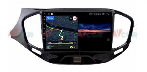 Штатная магнитола VAYCAR 09V3 для Lada Vesta 2015-2021 на Android 10.0