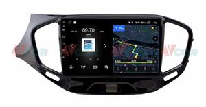 Штатная магнитола VAYCAR 09V4 для Lada Vesta 2015-2021 на Android 10.0