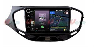 Штатная магнитола VAYCAR 09V4R для Lada Vesta 2015-2021 на Android 10.0