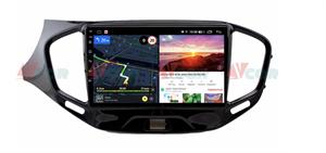 Штатная магнитола VAYCAR 09V6 для Lada Vesta 2015-2021 на Android 10.0