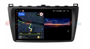 Штатная магнитола VAYCAR 09V3 для Mazda 6 2007-2012 на Android 10.0