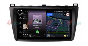 Штатная магнитола VAYCAR 09V4R для Mazda 6 2007-2012 на Android 10.0