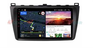 Штатная магнитола VAYCAR 09V6 для Mazda 6 2007-2012 на Android 10.0