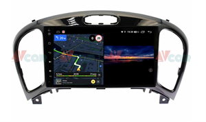Штатная магнитола VAYCAR 09V3 для Nissan Juke I 2010-2019 на Android 10.0