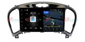 Штатная магнитола VAYCAR 09V4 для Nissan Juke I 2010-2019 на Android 10.0