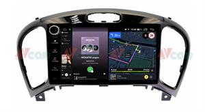 Штатная магнитола VAYCAR 09V4R для Nissan Juke I 2010-2019 на Android 10.0