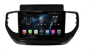 Farcar H2003R (S400) с DSP + 4G SIM для Hyundai Solaris 2020+ на Android 10.0