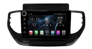 Farcar H2003RB (S400) с DSP + 4G SIM для Hyundai Solaris 2020+ на Android 10.0 с кнопками