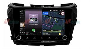 Штатная магнитола VAYCAR 10V4R для Nissan Murano III (Z52) 2015-2021 на Android 10.0