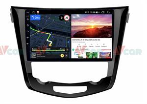 Штатная магнитола VAYCAR 10V6 для Nissan Qashqai II, X-Trail III 2014-2019 на Android 10.0