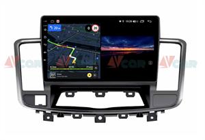 Штатная магнитола VAYCAR 10V3 для Nissan Teana II 2008-2013 на Android 10.0
